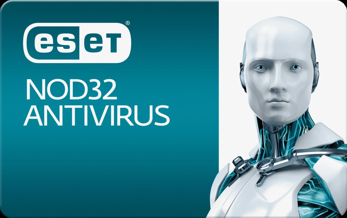 Image de l'antivirus Nod 32 Eset que nous conseillons chez Orditronics
