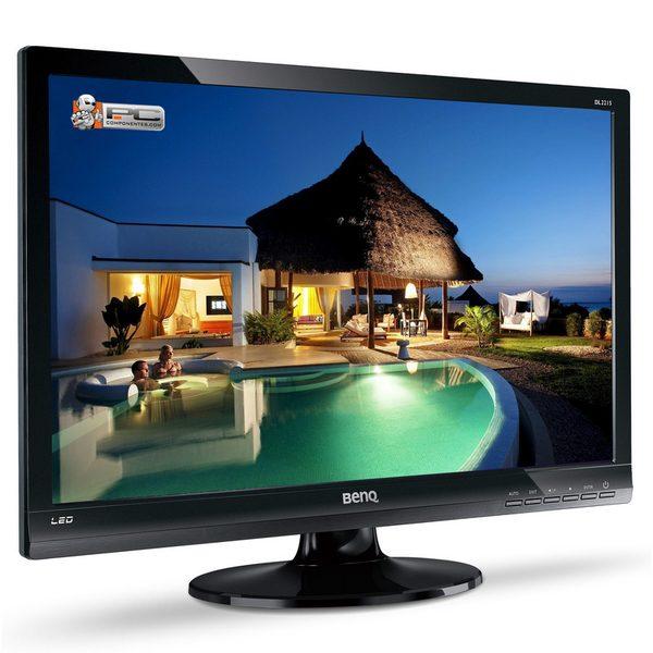 Photo de notre écran benQ DL2215 en vente à Orditronics Tournai