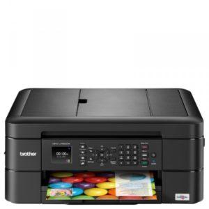 Photo de notre imprimante Brother MFC-J480DW en vente à Orditronics Tournai