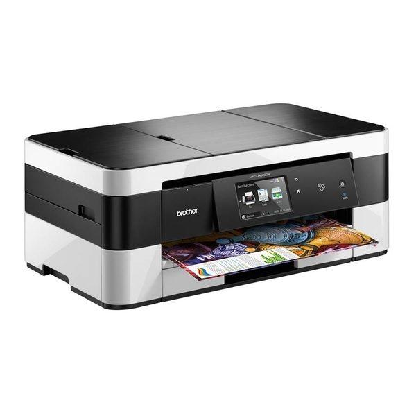 Photo de notre imprimante Brother DCP-J4120DW en vente à Orditronics Tournai