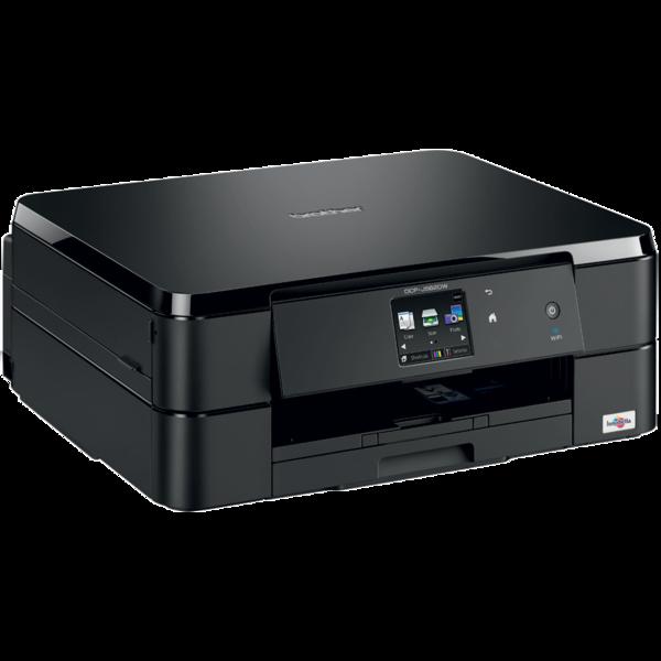 Photo de notre imprimante Brother DCP-J562DW en vente à Orditronics Tournai