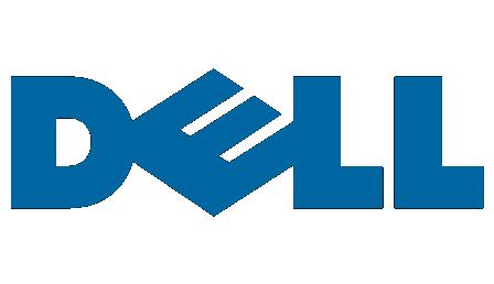 Logo de notre partenaire, Dell, grande marque d'informatique avec laquelle nous travaillons