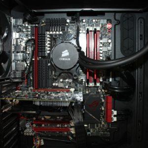 PC de bureau pour Gamer